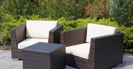 Polyrattan Sessel Foto: ©beachfront - stock.adobe.com